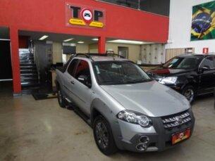 Super Oferta: Fiat Strada Adventure Dualogic 1.8 16V (Flex) (Cab Dupla) 2011/2012 2P Prata Flex