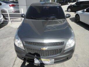 Super Oferta: Chevrolet Agile LT 1.4 8V (Flex) 2010/2011 4P Cinza Flex