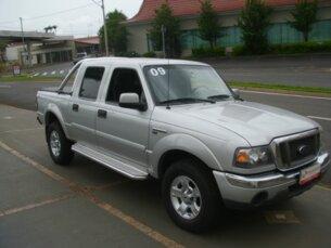Super Oferta: Ford Ranger XLT 2.3 16V 4x2 (Cab Dupla) 2008/2009 4P Prata Gasolina