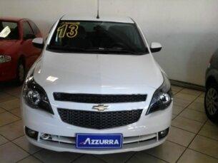 Super Oferta: Chevrolet Agile LTZ 1.4 8V (Flex) 2012/2013 4P Branco Flex