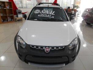 Super Oferta: Fiat Strada Adventure 1.8 16V (Flex)(Cab Estendida) 2014/2014 P  Flex