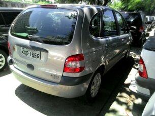 Super Oferta: Renault Scénic Expression 1.6 16V (flex) 2008/2008 4P Prata Flex