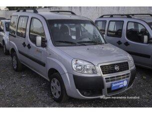 Super Oferta: Fiat Doblò Essence 1.8 16V (Flex) 2012/2013 4P Prata Flex