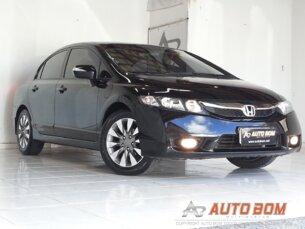 Super Oferta: Honda New Civic LXL 1.8 16V i-VTEC (flex) 2010/2011 4P Preto Flex