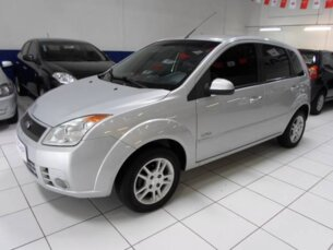 Super Oferta: Ford Fiesta Hatch 1.6 (Flex) 2009/2009 4P Prata Flex