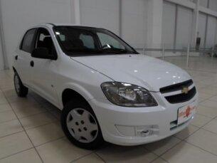 Super Oferta: Chevrolet Celta LS 1.0 (Flex) 4p 2011/2012 4P Branco Flex