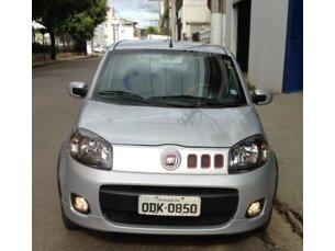 Super Oferta: Fiat Uno Sporting 1.4 8V (Flex) 4p 2012/2013 4P Prata Flex