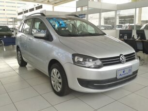 Super Oferta: Volkswagen SpaceFox 1.6 8V Trend (Flex) 2012/2013 4P Prata Flex