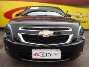 Super Oferta: Chevrolet Cobalt LTZ 1.8 8V (Flex) 2012/2013 4P Preto Flex