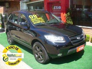 Super Oferta: Hyundai Santa Fe GLS 2.7 V6 4x4 2007/2008 4P Preto Gasolina
