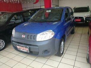 Super Oferta: Fiat Uno Vivace 1.0 8V (Flex) 4p 2010/2011 P Azul Flex