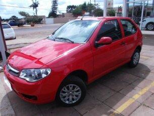 Super Oferta: Fiat Palio Fire Economy 1.0 (Flex) 2p 2013/2014 2P Vermelho Flex
