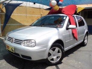 Super Oferta: Volkswagen Golf 2.0 MI (Aut) 2001/2002 4P Prata Gasolina