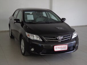 Super Oferta: Toyota Corolla Sedan 2.0 Dual VVT-i XEI (aut)(flex) 2012/2013 4P Preto Flex