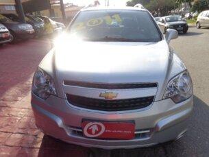 Super Oferta: Chevrolet Captiva Sport 3.0 V6 4x4 2011/2011 4P Prata Gasolina
