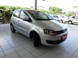 Super Oferta: Volkswagen Fox Prime 1.6 8V (Flex) 2010/2011 4P Prata Flex