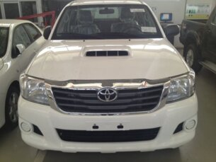 Super Oferta: Toyota Hilux 3.0 TDI 4x4 CD STD 2014/2014 4P Branco Diesel