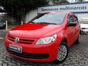 Super Oferta: Volkswagen Gol 1.6 (G5) (Flex) 2011/2011 4P Vermelho Flex