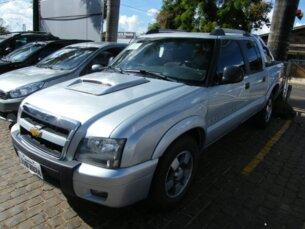 Super Oferta: Chevrolet S10 Executive 4x4 2.8 Turbo Electronic (Cab Dupla) 2010/2010 4P Prata Diesel