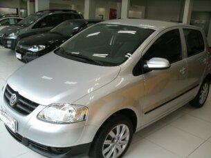 Super Oferta: Volkswagen Fox 1.0 8V (Flex) 4p 2009/2010 4P Prata Flex