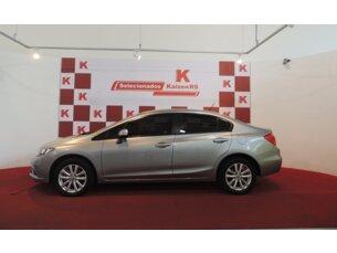 Super Oferta: Honda New Civic LXS 1.8 16V i-VTEC (aut) (flex) 2012/2012 4P Cinza Flex