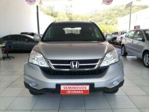 Super Oferta: Honda CR-V LX 2.0 16V 2010/2010 4P Prata Gasolina