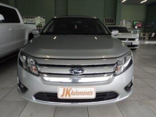 Super Oferta: Ford Fusion 2.5 16V SEL 2009/2010 4P Prata Gasolina
