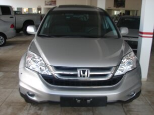 Super Oferta: Honda CR-V 2.0 16V 4X4 EXL (aut) 2011/2011 4P Prata Gasolina