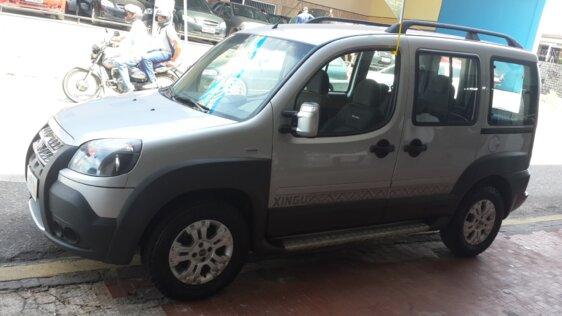 FIAT DOBLÒ ADVENTURE 1.8 16V  FLEX