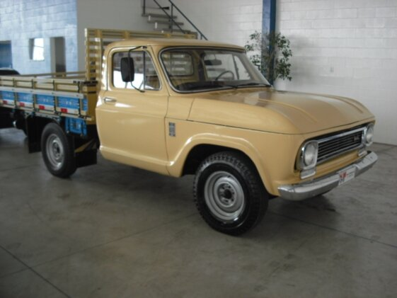 CHEVROLET C10 PICK UP  CAB SIMPLES