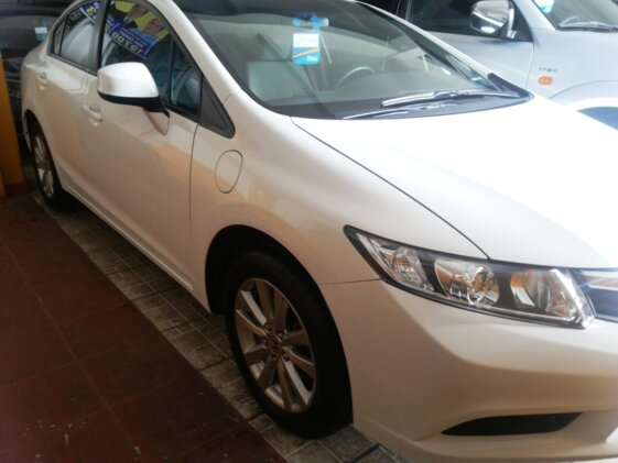 HONDA NEW CIVIC LXS 1.8 16V I-VTEC  FLEX