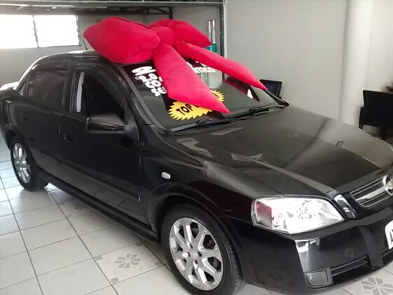 CHEVROLET ASTRA SEDAN ADVANTAGE 2.0 FLEX   AUT