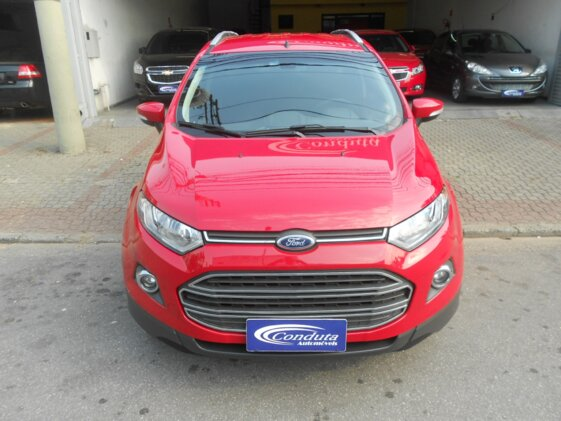 FORD ECOSPORT TITANIUM 2.0 16V POWERSHIFT  FLEX