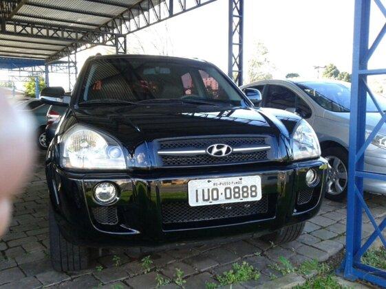 HYUNDAI TUCSON GLS 2.7 V6 24V  AUT