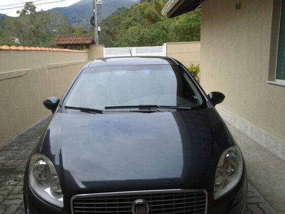 FIAT LINEA HLX 1.9 16V  FLEX