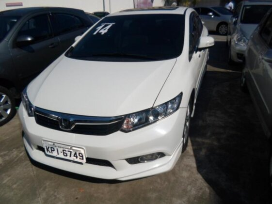 HONDA NEW CIVIC EXR 2.0 I-VTEC  FLEX   AUT