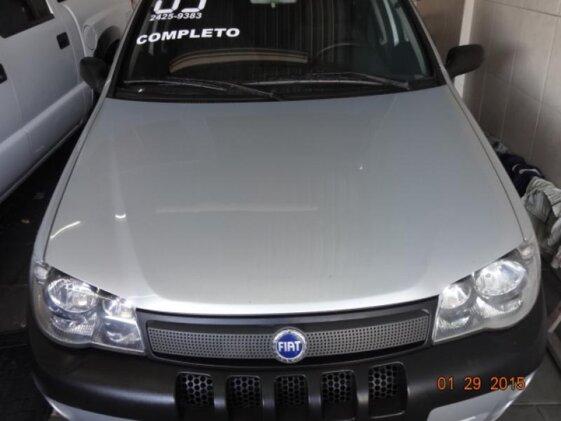 FIAT PALIO WEEKEND HLX 1.8 8V  FLEX