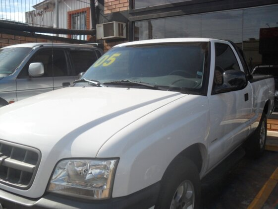 CHEVROLET S10 COLINA 4X2 2.4  CAB SIMPLES