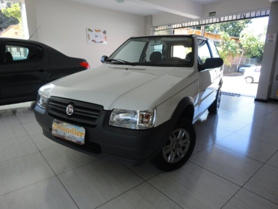 FIAT UNO MILLE FIRE ECONOMY WAY 1.0  FLEX  2P