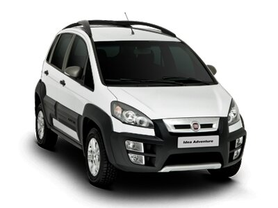 FIAT IDEA ADVENTURE 1.8 16V E.TORQ