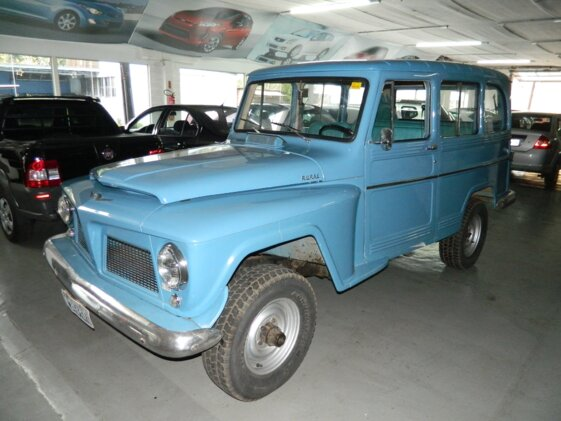 FORD RURAL F75