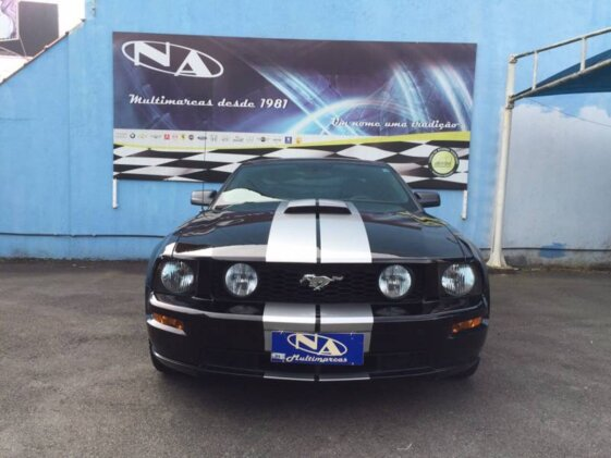 FORD MUSTANG GT 4.6 V8 PREMIUM COUPÉ
