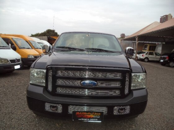 FORD F250 XL 4.2 TURBO  CAB SIMPLES