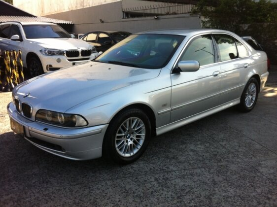 BMW 540IA 4.4 32V PROTECTION
