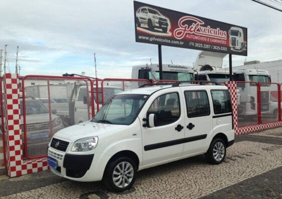 FIAT DOBLÒ ATTRACTIVE 1.4  FLEX
