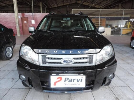 FORD ECOSPORT XLT FREESTYLE 2.0  FLEX