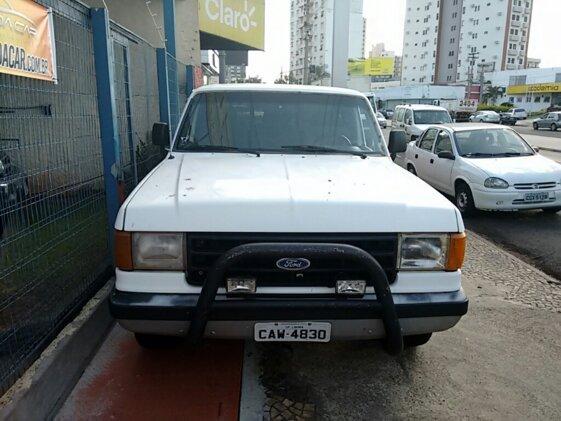 FORD F1000 SUPER CAB 3.9  CAB ESTENDIDA