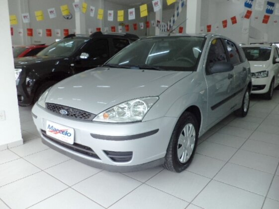FORD FOCUS HATCH GL 1.6 8V  FLEX
