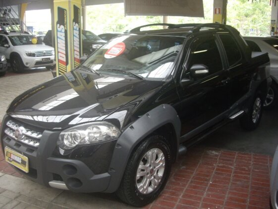FIAT STRADA ADVENTURE LOCKER 1.8 8V  FLEX   CAB ESTENDIDA