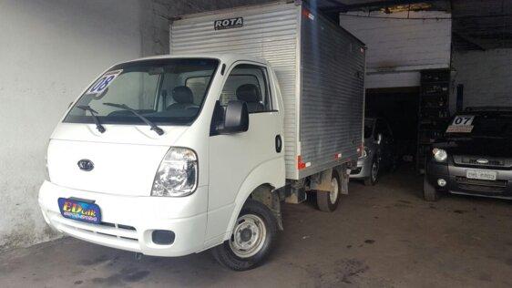 KIA BONGO K-2700 DLX RD 4X2  CAB. SIMPLES  COM CARROCARIA